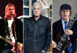 """jimmy page angus young kurt cobain - NIRVANA's Manager: """"Kurt Cobain Hated LED ZEPPELIN & AC/DC For Writing Songs That Were 'Sexist & Homophobic'"""""""