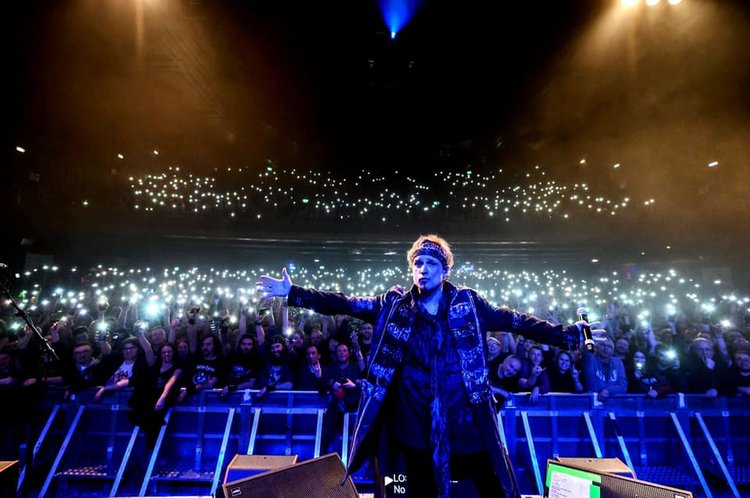 """Avantasia Live - INTERVIEW: GEOFF TATE on Upcoming AVANTASIA Australian Tour - """"Welcome To Our Magical, Mystical World"""""""