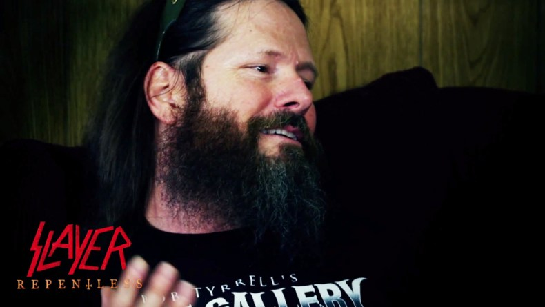 Gary Holt - SLAYER & EXODUS' Gary Holt Requests Fans To Help Him After A Heart-wrenching Accident