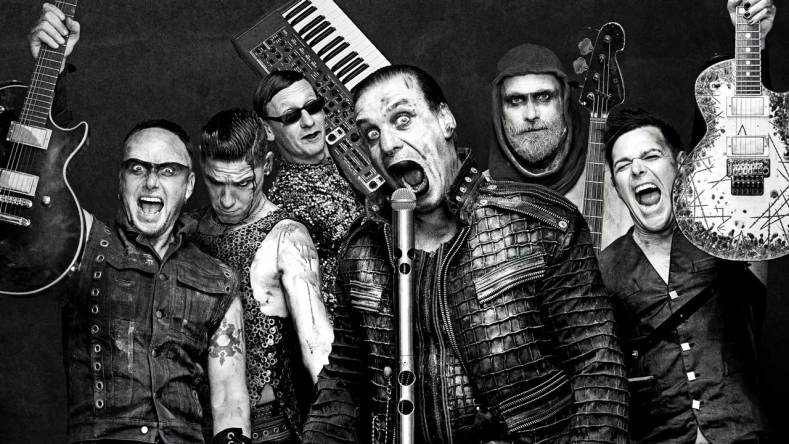 Rammstein - RAMMSTEIN's Till Lindemann Accused Of Assaulting A Man; Left Him With A Bloody Nose & Broken Jaw