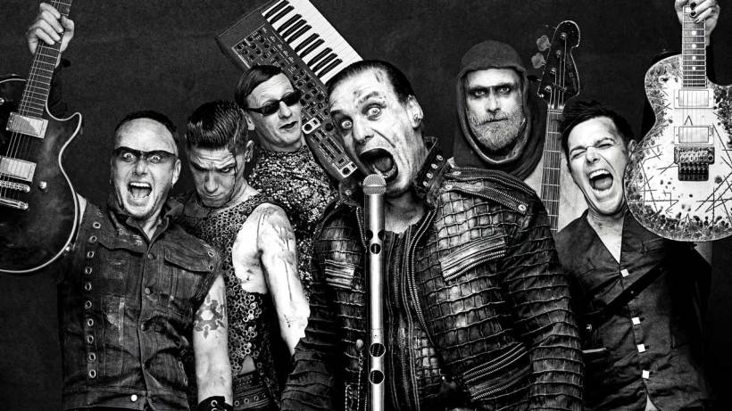 "Rammstein - REVIEW: RAMMSTEIN - ""Untitled"""