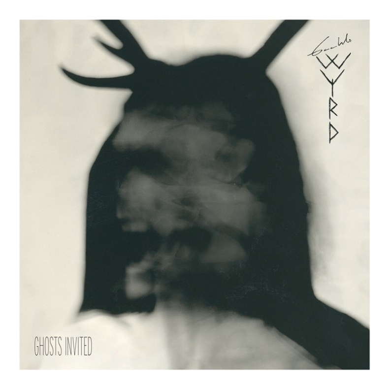 """ghosts invited cover - REVIEW: GAAHL'S WYRD - """"GastiR - Ghosts Invited"""""""