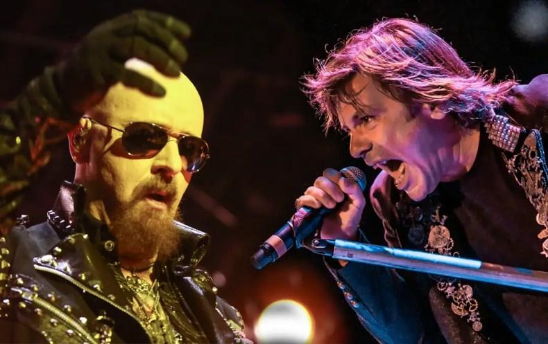 judas priest iron maiden - RUMOR: JUDAS PRIEST & IRON MAIDEN 'The Battle Of The Metal Gods' Tour May Happen In 2022