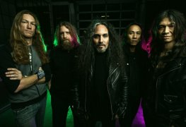 Death Angel 2019 - INTERVIEW: DEATH ANGEL's Rob Cavestany on 'Humanicide', The Collapse Of Civilization & Touring