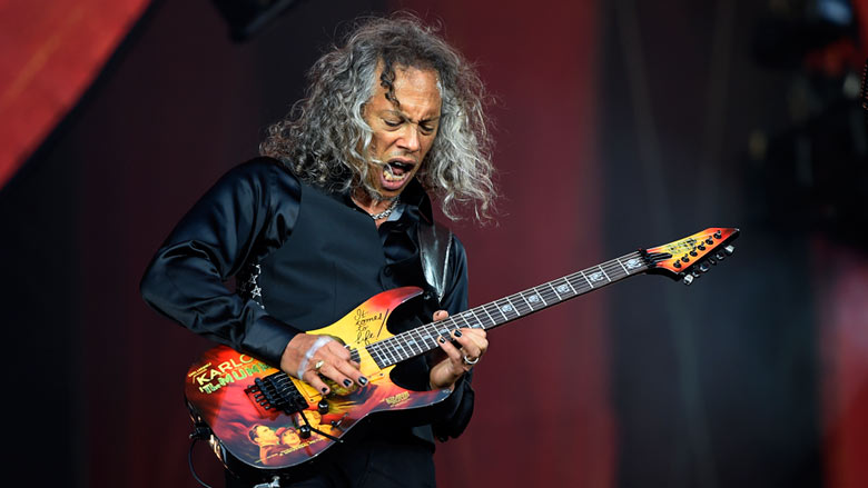 "Kirk Hammett - Kirk Hammett Admits Feeling Guilty To Leave EXODUS: ""I Used EXODUS Riffs In METALLICA"""