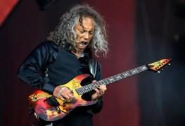 "Kirk Hammett - Kirk Hammett Admits Feeling Guilty To Leave EXODUS: ""I Used EXODUS Riffs In METALLICA"""