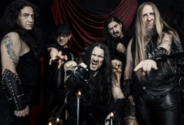 """Possessed2019c - INTERVIEW: POSSESSED's Jeff Becerra on 'Revelations of Oblivion': """"Goal Was To Build Based On Our Foundations"""""""