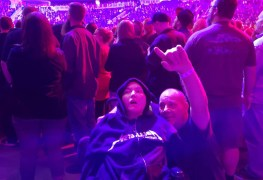 Richard McDied - This Legend Has Taken His Son With Cerebral Palsy To Over 1200 Metal Gigs