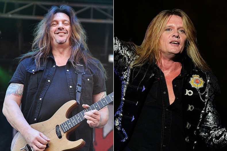 Snake Sabo Sebastian Bach - SKID ROW Guitarist Explains Why They Refuse to Reunite With Sebastian Bach