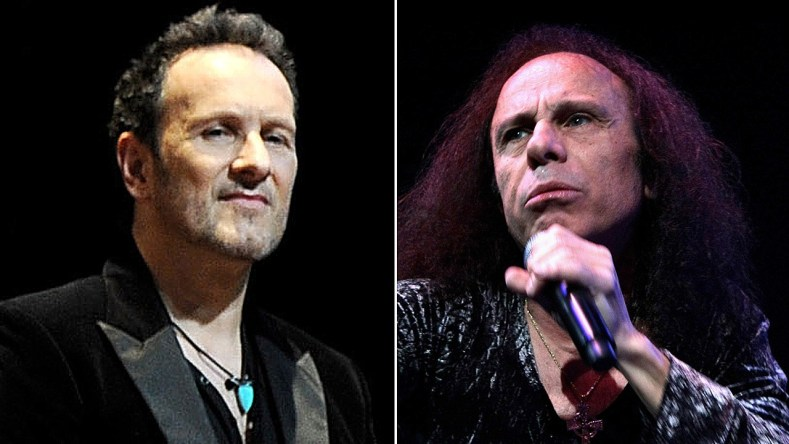 """Vivian Campbell Ronnie Dio - Vivian Campbell On Ronnie James Dio: """"He Never Had The B*lls To Stand Up To Wendy Dio"""""""