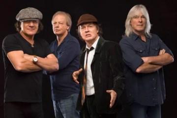 ac dc - AC/DC Reunite With Brian Johnson & Phil Rudd; New Album Is Confirmed