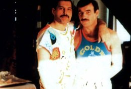"""freddie mercury jim hutton - Reliable Source Recalls FREDDIE MERCURY's Final Days When Newspaper Published His Story: """"All The QUEEN's Men"""""""