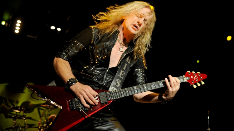 kk downing - K.K. DOWNING Is Open To Celebrate JUDAS PRIEST's 50th Anniversary