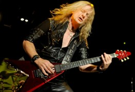 kk downing - KK Downing Reveals How Opening Bands In 80s Changed The Rock & Metal Scene