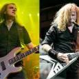 megadeth david ellefson dave mustaine - Dave Mustaine Confirms David Ellefson Will Sing On Upcoming MEGADETH Album