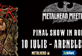 slayerposter - FESTIVAL REPORT: Say Good Bye To SLAYER At Metalhead Meeting In Bucharest, Romania