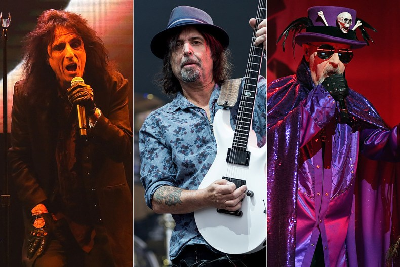 Phil Campbell Solo Album - Alice Cooper, Dee Snider & Rob Halford Join MOTORHEAD's Phil Campbell New Project