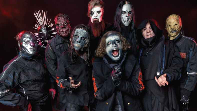 Slipknot 1 - Top 10 Rock And Metal Songs That Made Some Noise in 2019