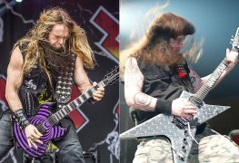 Zakk Wylde Dimebag Darrell - ZAKK WYLDE Reveals Why He Wanted To Play With PANTERA After Dimebag Darrell's Death