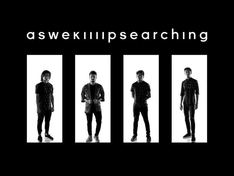 AWKS BandPic - ASWEKEEPSEARCHING's 'Rooh' - Welcome To A Spiritual Piece Of Art