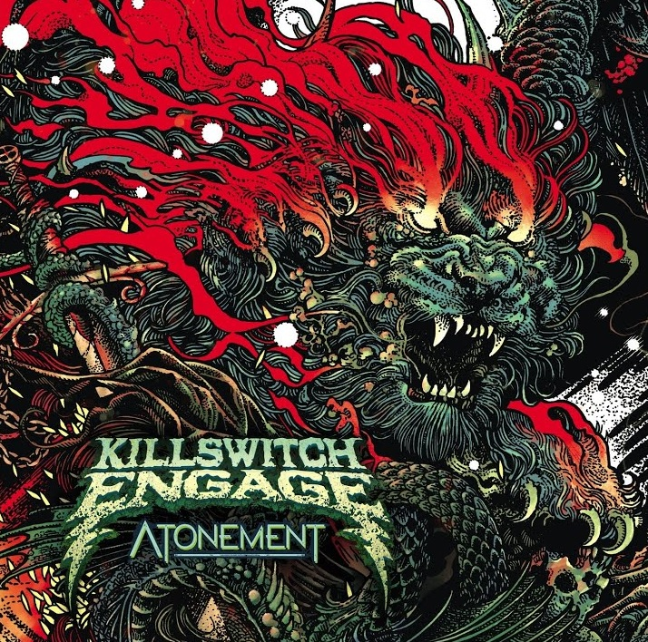 """Atonement  - REVIEW: KILLSWITCH ENGAGE - """"Atonement"""""""