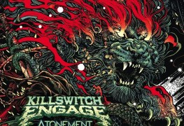 "Atonement  - REVIEW: KILLSWITCH ENGAGE - ""Atonement"""
