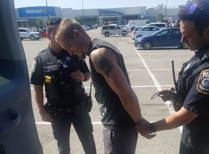 Death Metal Band - Cops Called On Heavy Metal Band For Hanging Out In Their Van Outside Walmart