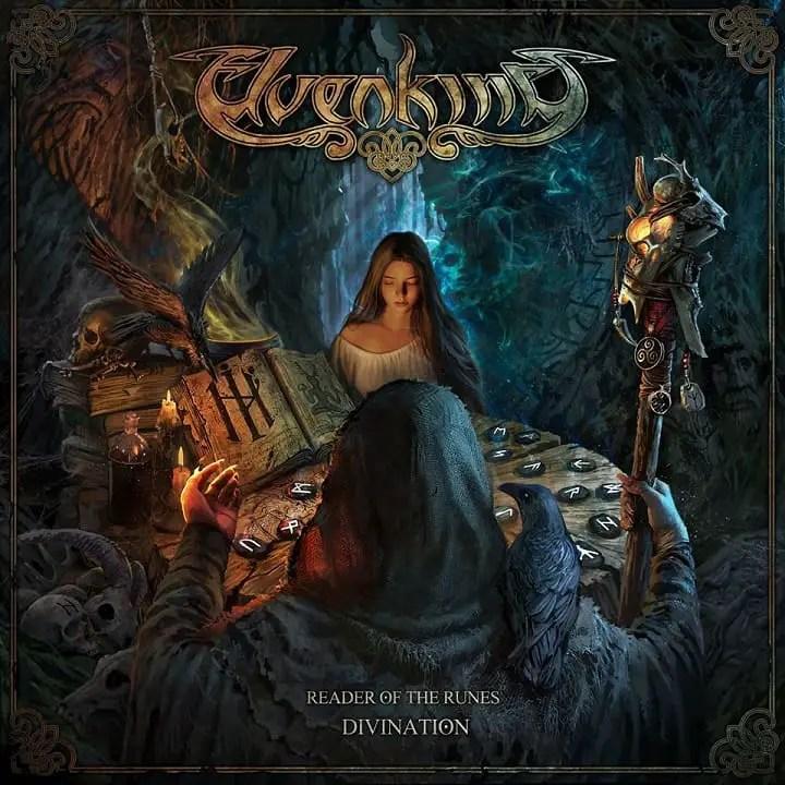"""Elvenking - REVIEW: ELVENKING - """"Reader Of The Runes - Divination"""""""