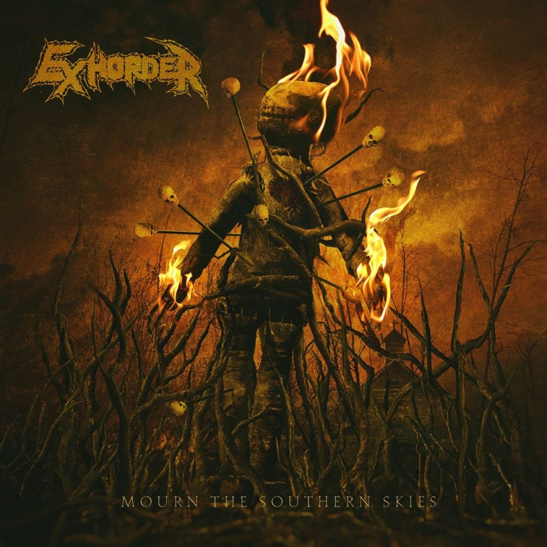 "Exhorder - REVIEW: EXHORDER - ""Mourn The Southern Skies"""