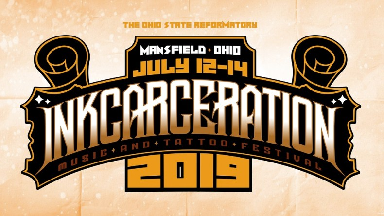 INKcarceration2019 - FESTIVAL REVIEW: INKCARCERATION FESTIVAL 2019 Live at Ohio State Reformatory – Day 2 (Saturday)