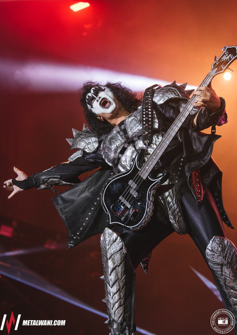 "KIss Hellfest 2019 30 - KISS: ""GN'R, AC/DC & Scorpions All Opened for Us, But This Band Was Our Most Exciting Opening Act"""