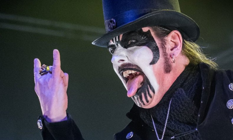 King Diamond - KING DIAMOND Announce 'The Institute' Concept Album; First Studio Record In 12 Years