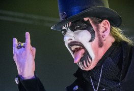 "King Diamond - KING DIAMOND Mourns Loss Of 4-Year-Old Fan: ""Stay Heavy, Little One"""