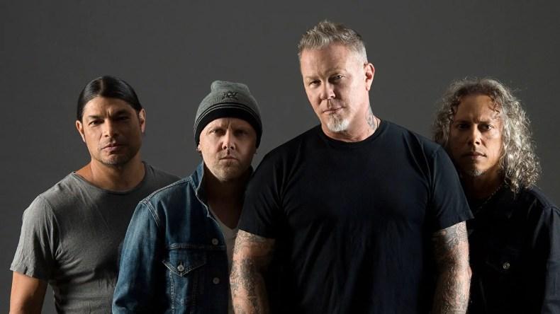 Metallica - METALLICA Announce James Hetfield's Return To Stage