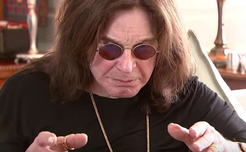 "Ozzy Osbourne - OZZY OSBOURNE To Fans: ""Tour Is Postponed, Not Canceled"""