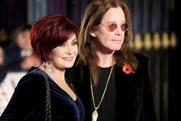 Ozzy and Sharon - Sharon Osbourne Recalls How She Tricked Ozzy Osbourne Over His Serious Alcohol Problem