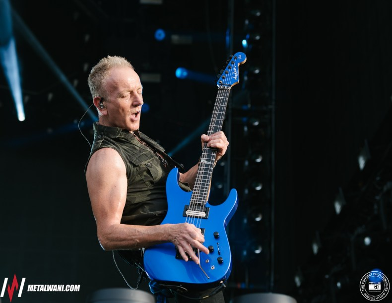 Phil Collen - Phil Collen Reveals How Florida Strippers Saved DEF LEPPARD From Financial & Career Disaster