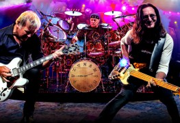 Rush - RUSH Music Sales Music Surge 2000% In U.S. After Death Of Drummer Neil Peart