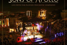 "SOA DVD - DVD REVIEW: SONS OF APOLLO - ""Live With The Plovdiv Psychotic Symphony"""