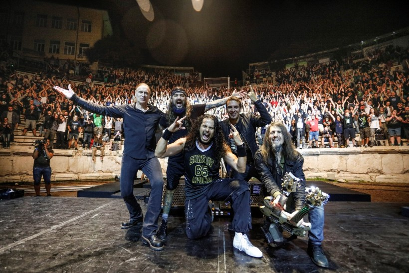 "SOA Live 2019 - DVD REVIEW: SONS OF APOLLO - ""Live With The Plovdiv Psychotic Symphony"""