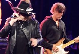 dokken - Watch George Lynch Rejoin DOKKEN Onstage At Biloxi Concert