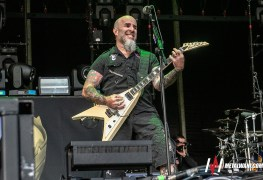 """Anthrax 20 - ANTHRAX's Scott Ian Slams Grammys: """"Rock And Metal Don't Need You"""""""