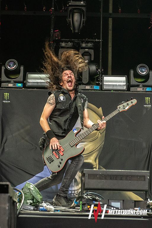 Anthrax 4 1 - FESTIVAL REVIEW: BLOODSTOCK OPEN AIR 2019 – Day 3 (Saturday)