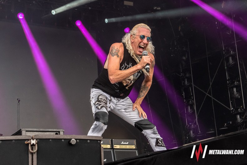 "Dee Snider 6 - Dee Snider Slams The Reunion Of Major Rock Band: ""I'm Not Impressed"""