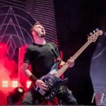 Gojira 02.jpg - GALLERY: KNOTFEST ROADSHOW Ft. Slipknot, Volbeat & Gojira Live at Darien Lake, NY