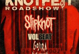Knotfest - GIG REVIEW: KNOTFEST ROADSHOW Ft. Slipknot, Volbeat & Gojira Live at Darien Lake, NY