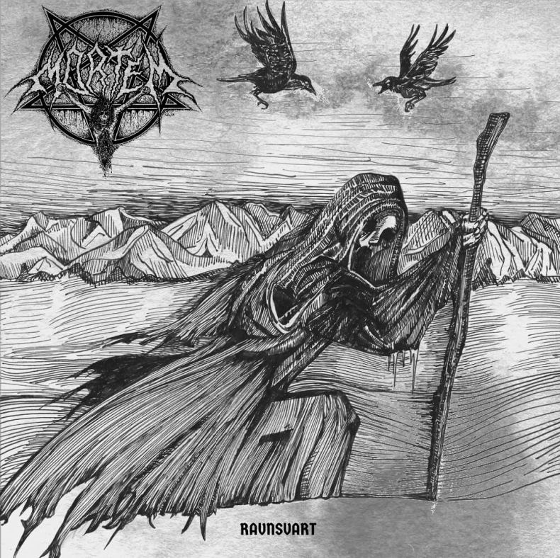"RAVNSVART - REVIEW: MORTEM - ""Ravnsvart"""