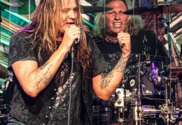Sebastian Bach and Rob Affuso - SEBASTIAN BACH Slams Record Label For Releasing 'Forever Wild' Vinyl Without His Consent