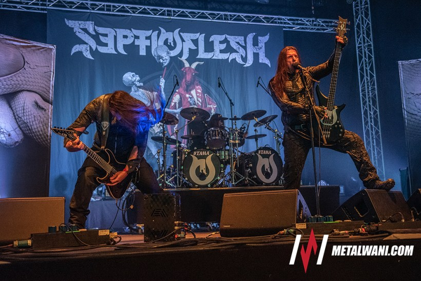 Septic Flesh 5 - FESTIVAL REVIEW: WACKEN OPEN AIR 2019 Live at Schleswig-Holstein, Germany – Day 3 (Saturday)