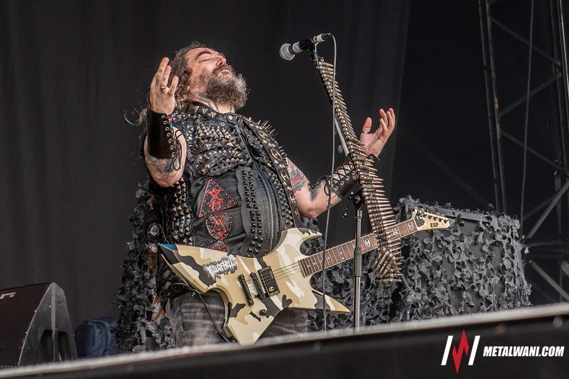 Soulfly 14 - FESTIVAL REVIEW: BLOODSTOCK OPEN AIR 2019 – Day 2 (Friday)